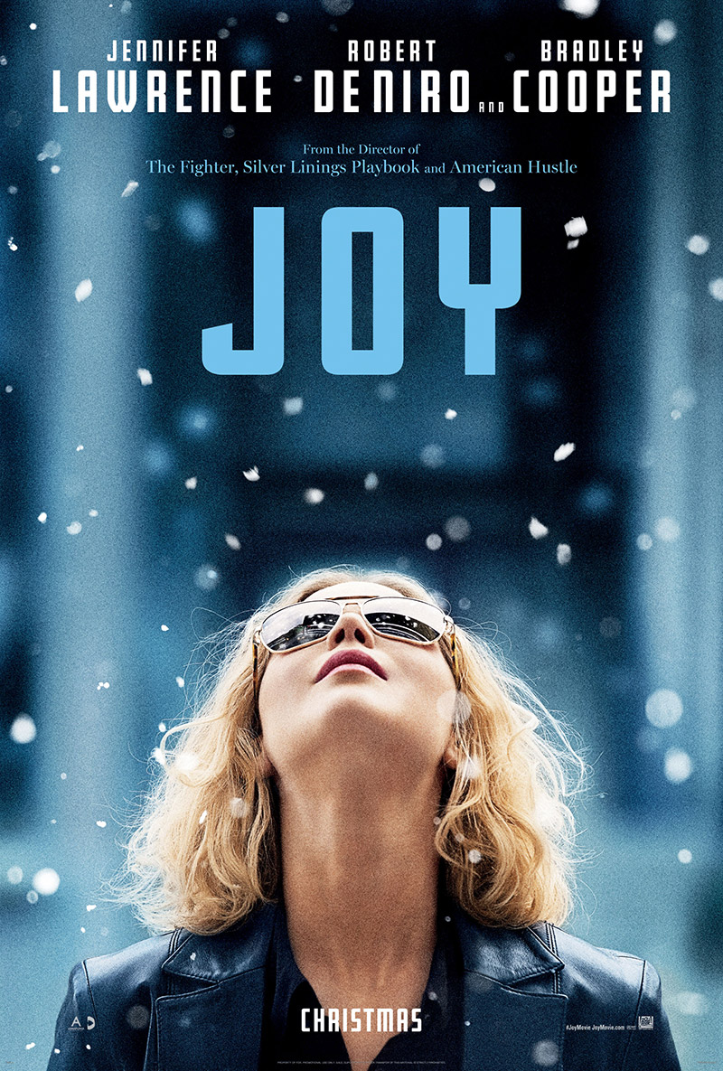 How to Spend Santa's Money at the Movies on Christmas Day Joy Jennifer Lawrence Miracle Mop