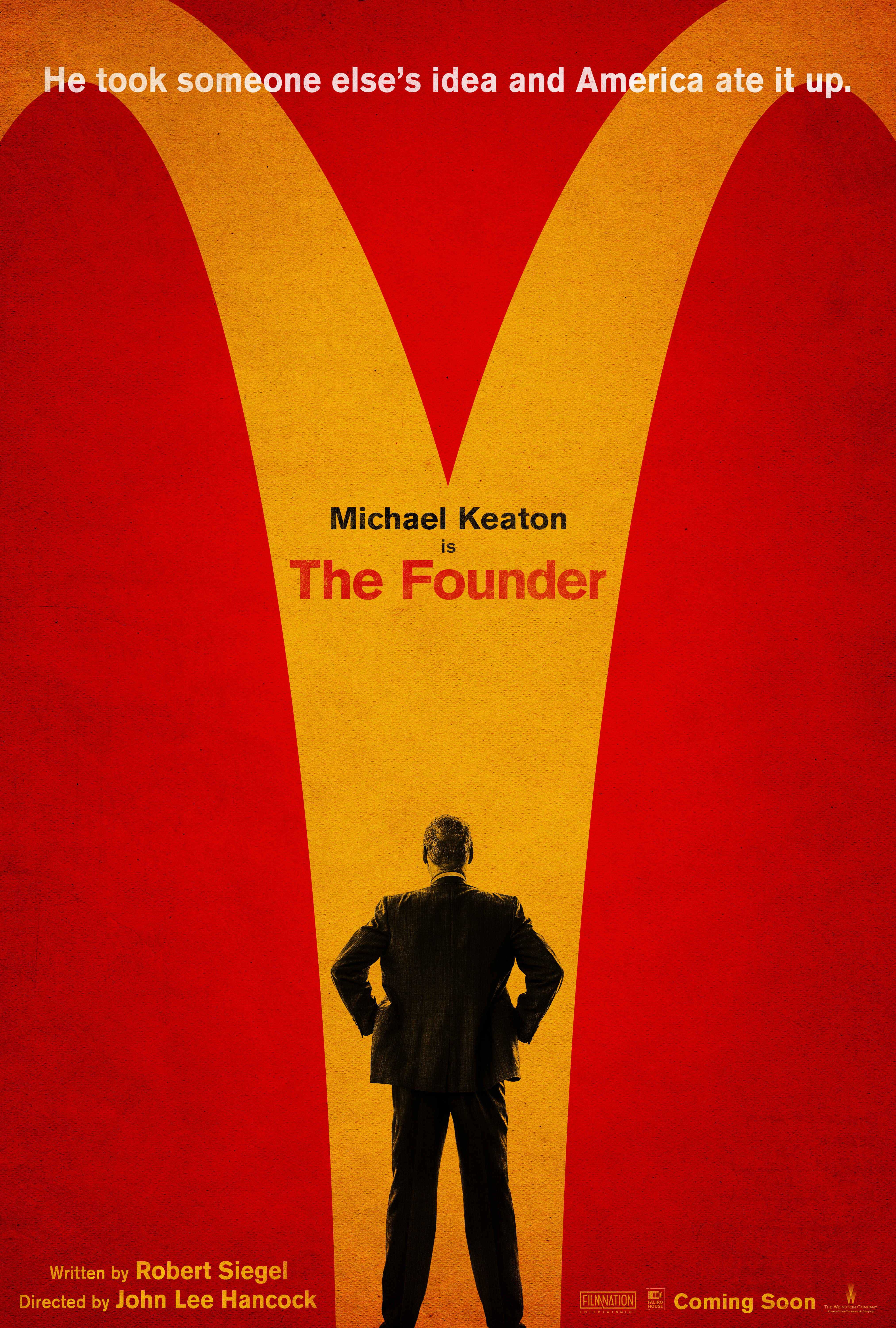 the founder teaser poster the nugget theatre
